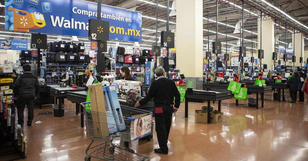 Walmart acuerda con el SAT el pago de 8,000 mdp