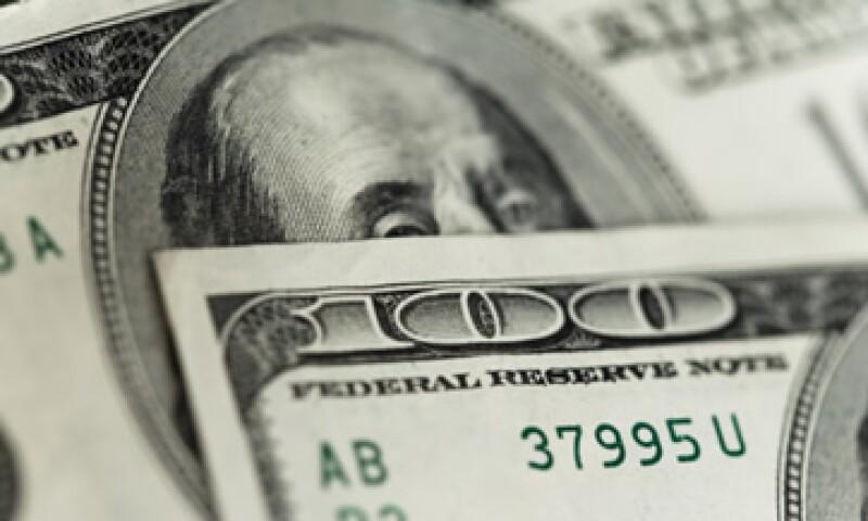 El precio más bajo a la compra es de 13.48 pesos por dólar. (Foto: Thinkstock)