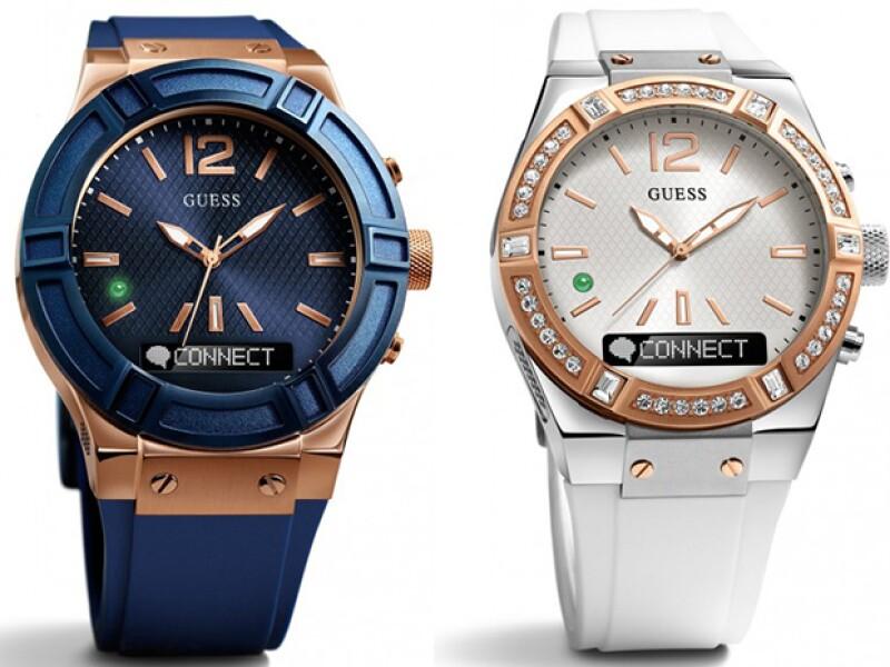 La colección Connect cuenta con modelos en varios colores