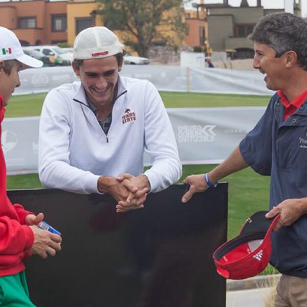 Carlos Ortiz,Juan Diego Praena,José Antonio Hernández