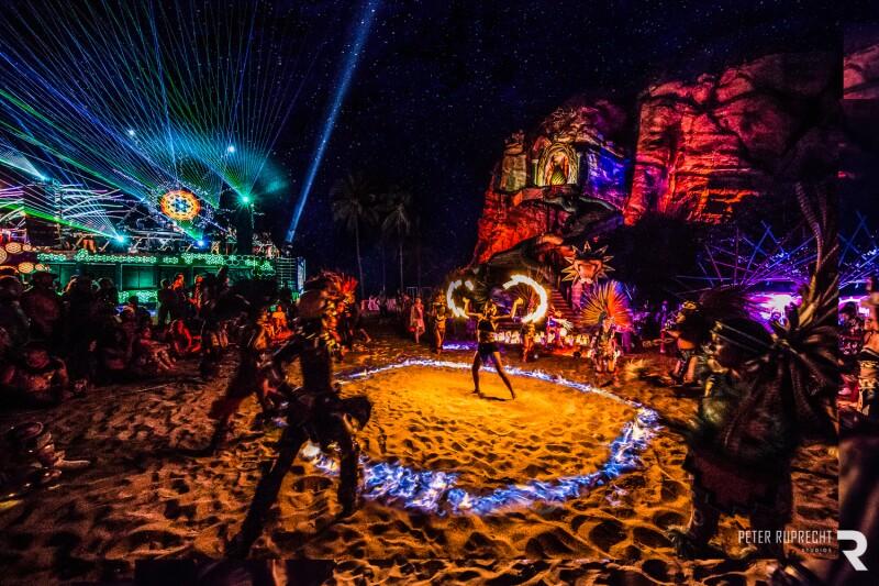 El festival reúne música, arte y tradiciones