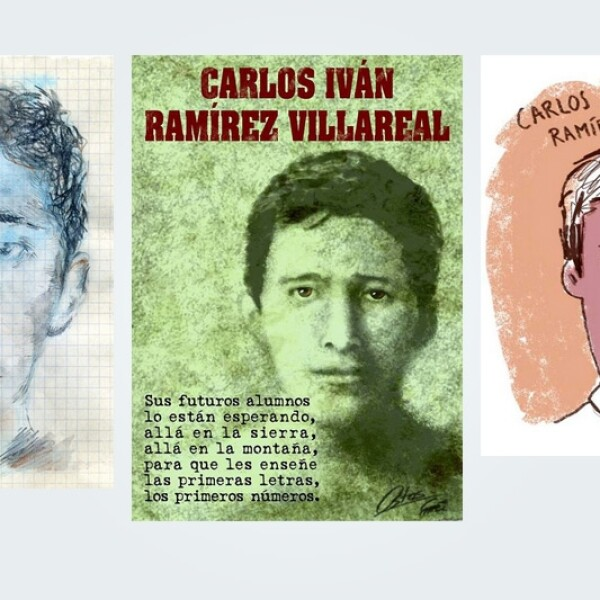 Carlos Ivan Ramirez Ayotzinapa