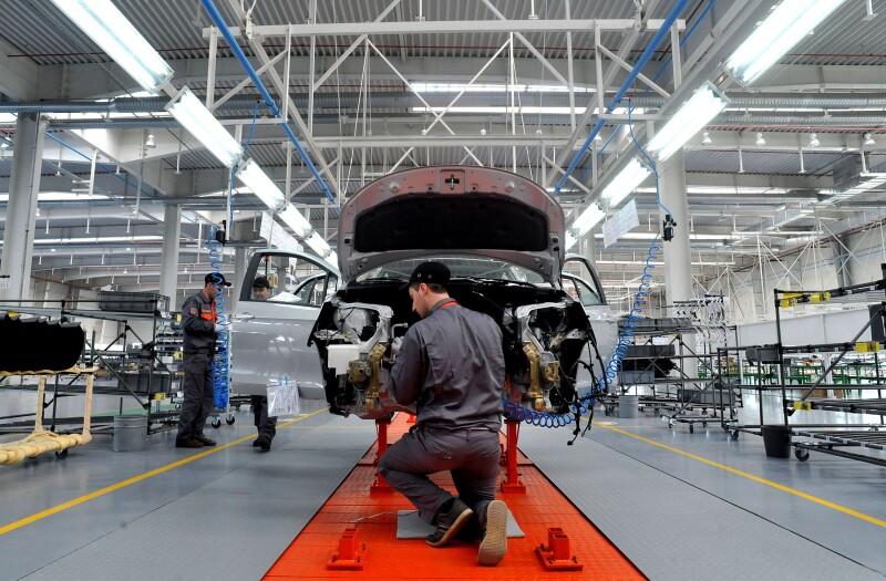 autos fabrica
