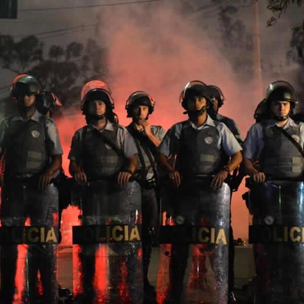 policias en brasil