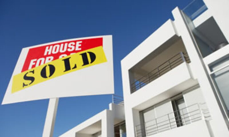 Las ventas de casas usadas han experimentado una tendencia a la baja desde agosto pasado. (Foto: Getty Images)