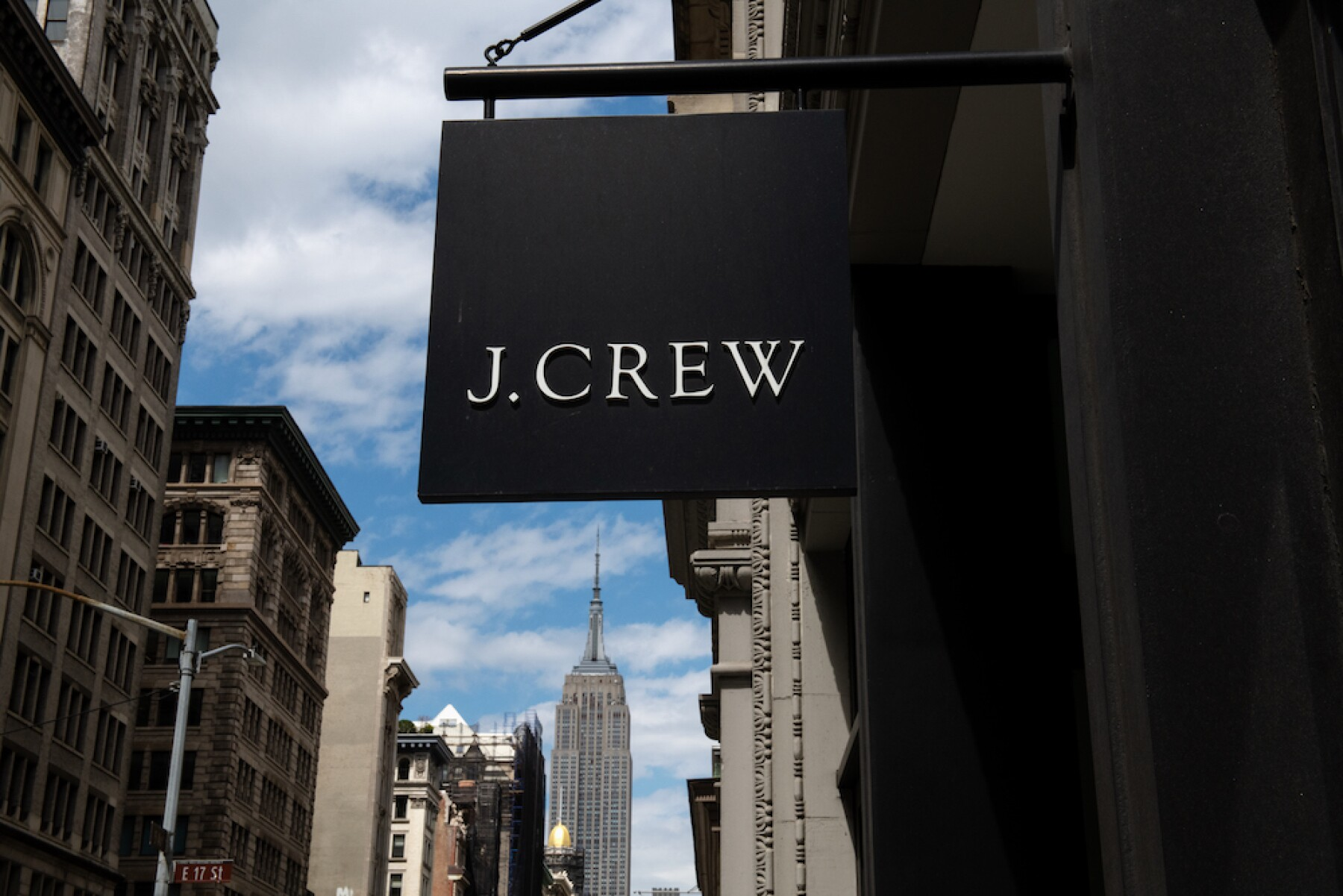 Retailer J Crew Files For Bankruptcy Protection