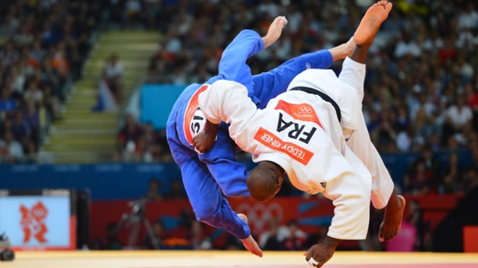 judocas judo olimpico