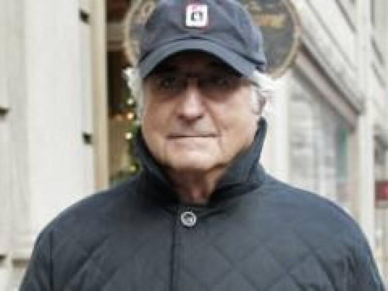 Madoff enfrenta acusaciones por un fraude de 50,000 mdd. (Foto: Archivo)