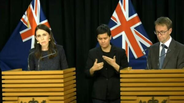 Nueva Zelanda registra nuevos contagios de COVID-19 luego de más de 100 días