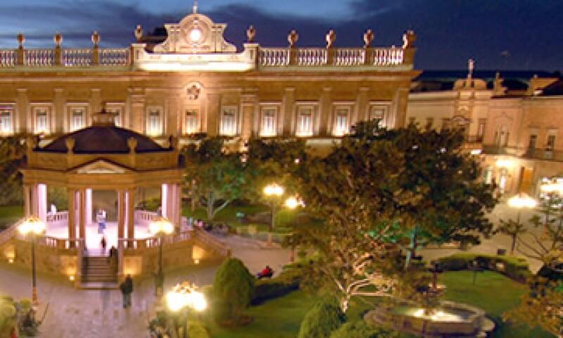 El Centro Histórico de San Luis Potosí. (Foto: Tomada de visitasanluispotosi.com)