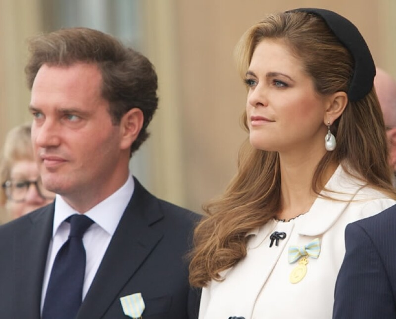 Sólo seis meses después del nacimiento de su primogénita, la princesa Leonore, ya suenan en Suecia fuertes rumores de un distanciamiento.