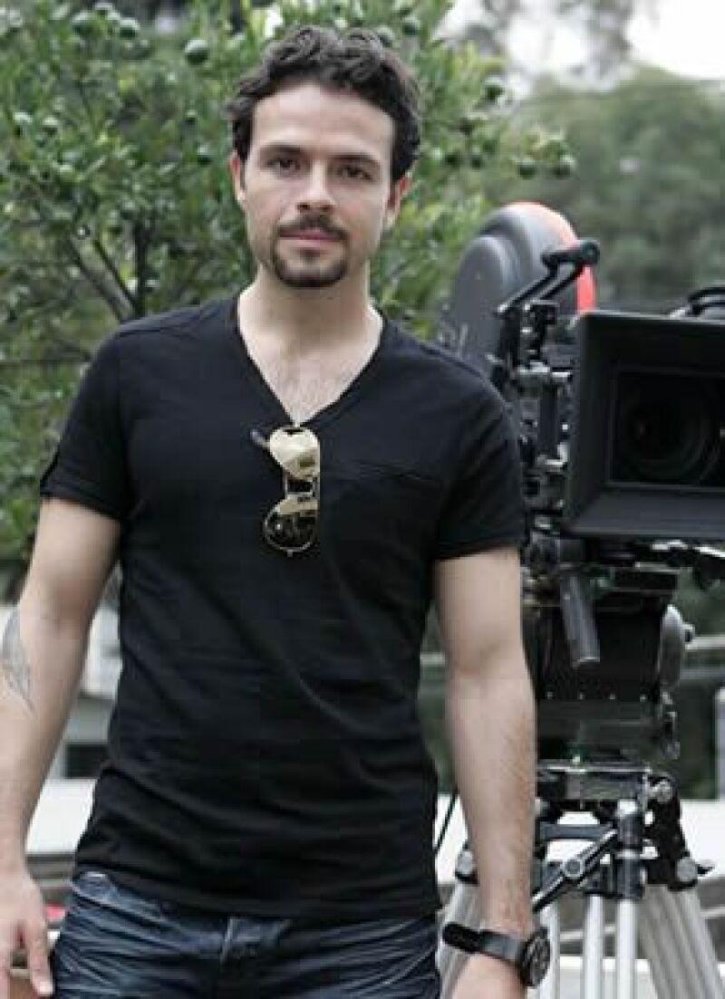 """El actor y diseñador de modas estará en la película """"Daniel y Ana"""" y producirá otra con Bárbara Mori."""
