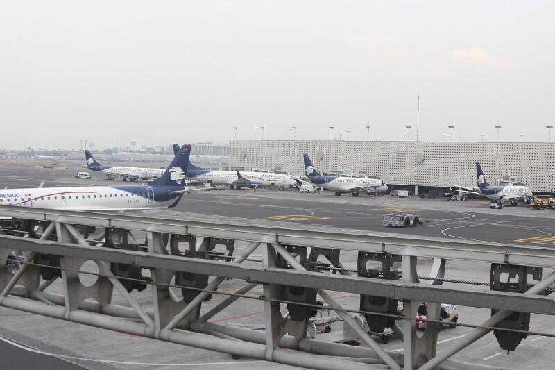 Aeroméxico se suma a otras aerolíneas como Latam y Lufthansa que han dejado de volar en Venezuela