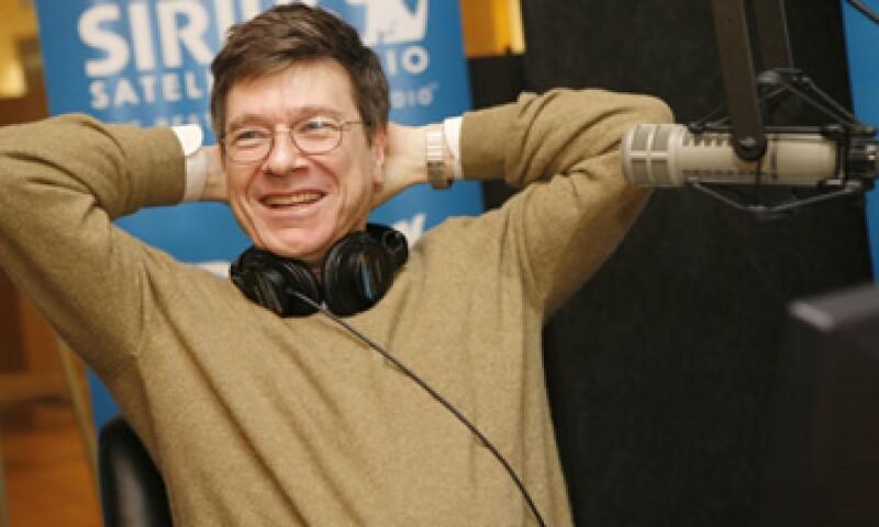 La secretaría de Hacienda de México considera a Jeffrey Sachs como un buen candidato para el BM. (AP)