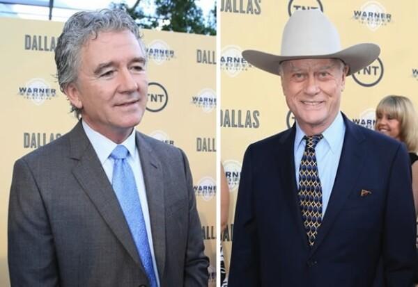 Regresan los Ewing: Bobby y J.R.