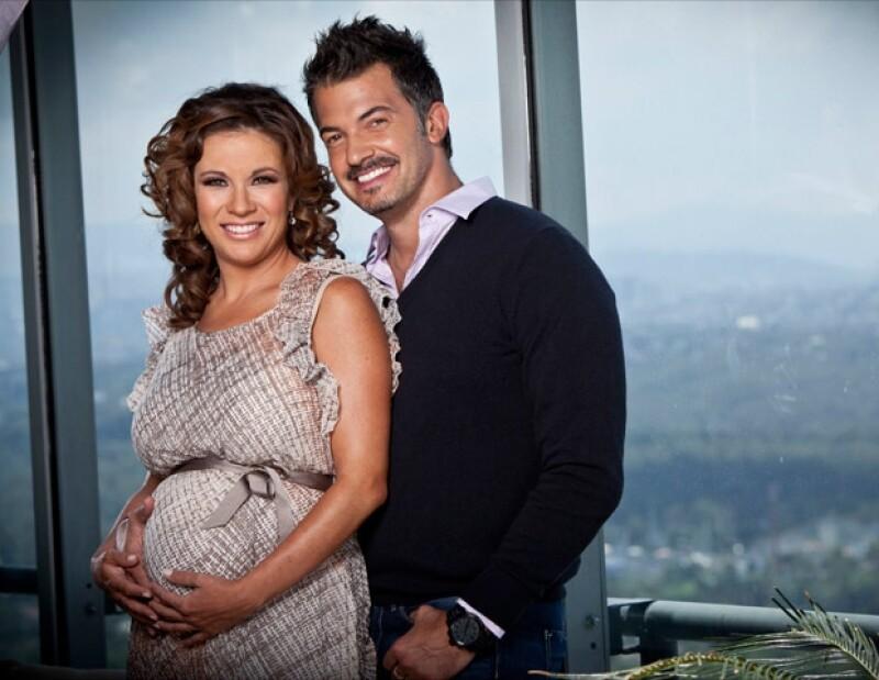 Ingrid Coronado y Fernando del Solar tienen poco más de tres años juntos y ya esperan a su segundo bebé.