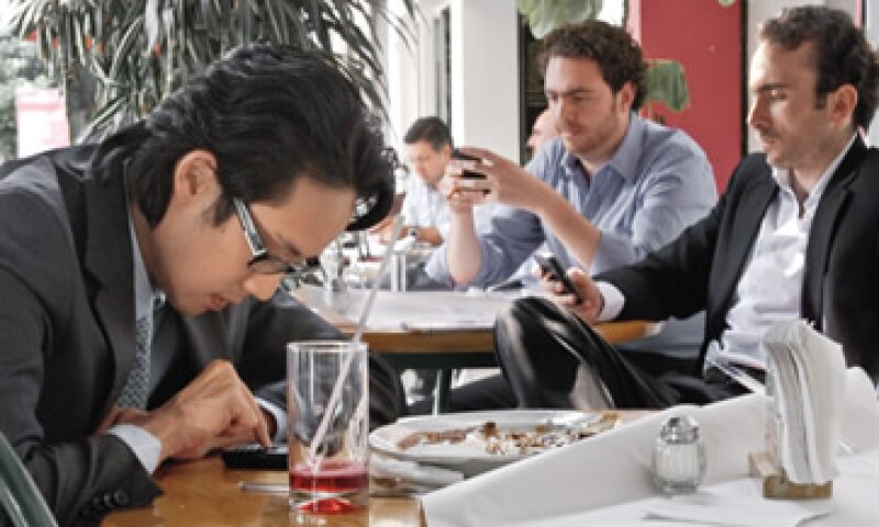 Binbit, proveedor de contenidos de entretenimiento móvil, suma más de 750 millones de usuarios en el mundo. (Foto: Alex H. O.)