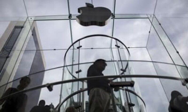 La posible entrada de Apple a nuevos negocios podría impulsar sus acciones. (Foto: Reuters)