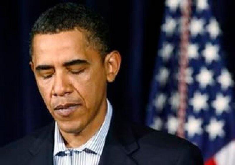 Barack Obama lamentó los errores de las autoridades de seguridad en su país. (Foto: Reuters)