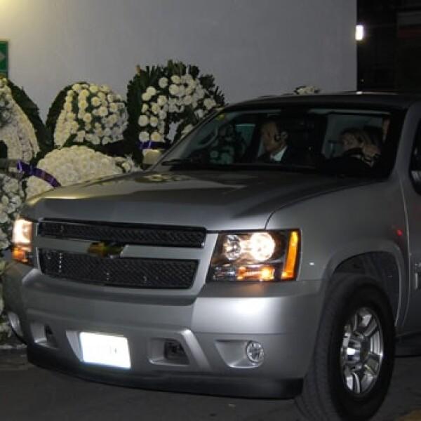 Funeral Velorio Blake Mora