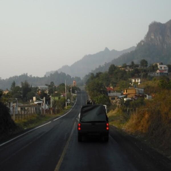 La Huasteca y Sierra de Hidalgo tienen la peculiaridad de tener los climas más extremos que llegan a los 50 grados Celsius y lluvias extrema