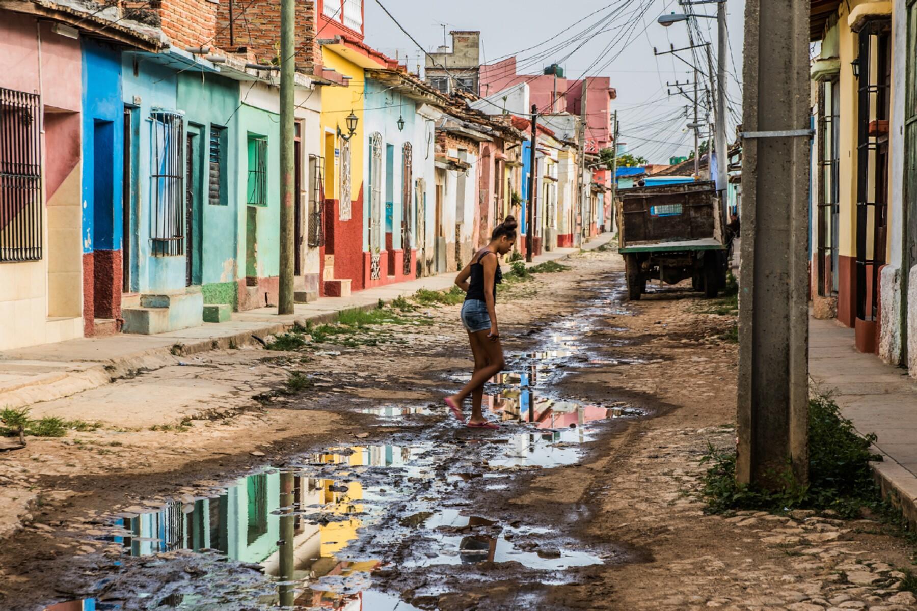 Coronavirus pobreza desigualdad América Latina
