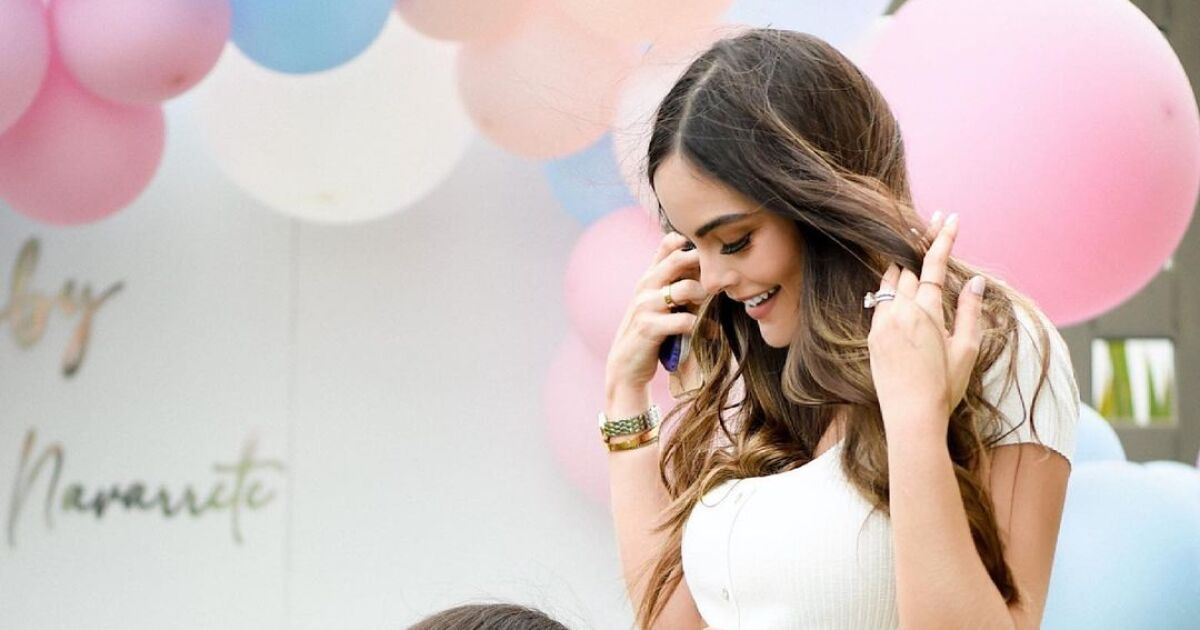 Ximena Navarrete reveals the difficult process she underwent to get pregnant