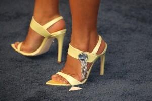 Zapatos Yalitza Aparicio
