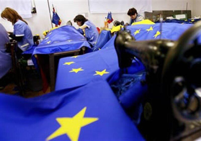 Francia, Italia y Alemania representan dos tercios de la economía de la zona euro. (Foto: AP)