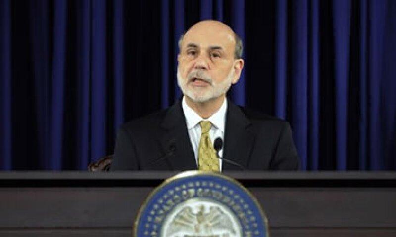 La Fed prevé que la inflación se ubique entre 1.2% y 1.7% para 2012, cifra inferior a su objetivo de 2%. (Foto: Reuters)
