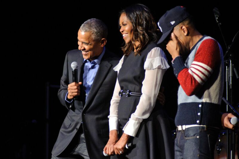 Obama Foundation Community Event
