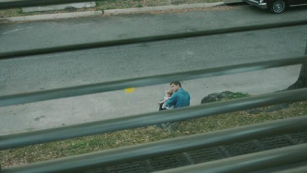 Shiloh Jolie Pitt apareció por primera vez en pantalla en The Curious Case of Benjamin Button, cinta protagonizada por su padre, Brad Pitt, quien en el filme también interpretaba a su amoroso papá.