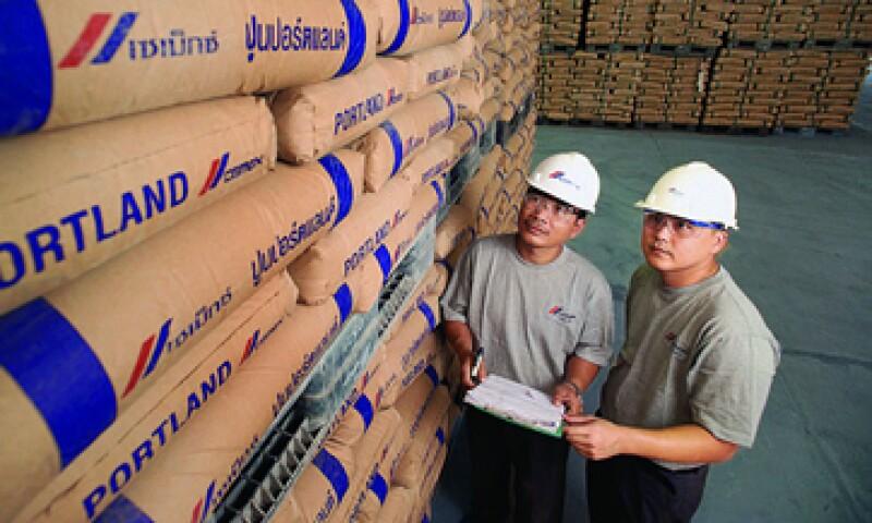 La empresa prevé aumentar entre 7 y 9% su volumen de cemento vendido en Estados Unidos este año. (Foto: Cortesía Cemex)