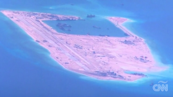 Esta es la razón de las tensiones militares en el mar de China Meridional