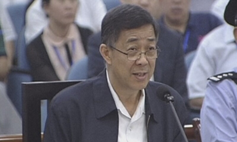 Bo Xilai ha negado todos los cargos en su contra. (Foto: Reuters)