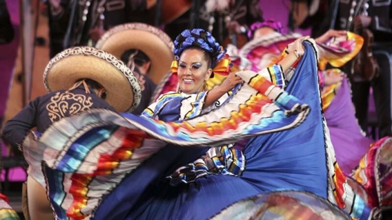 homenaje a chavela vargas en el encuentro internacioanl de mariachi