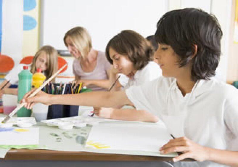 Entre 2008 y 2010 la matrícula escolar en las escuelas privadas de educación preescolar a preparatoria cayó 35%. (Foto: Photos to Go)