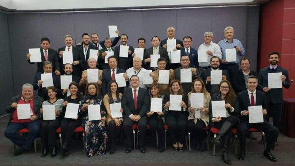 Delegados federales