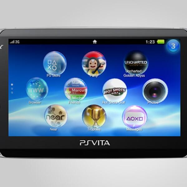 Sony lanzó formalmente su consola portátil Vita, con la que compite directamente con el 3DS de Nintendo.