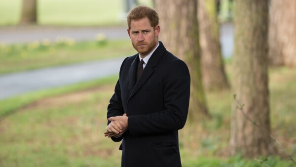 The Duke Of Sussex Visits Birmingham