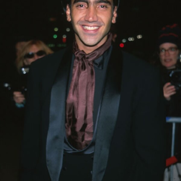 En 1998 en los premios Grammy de ese año.