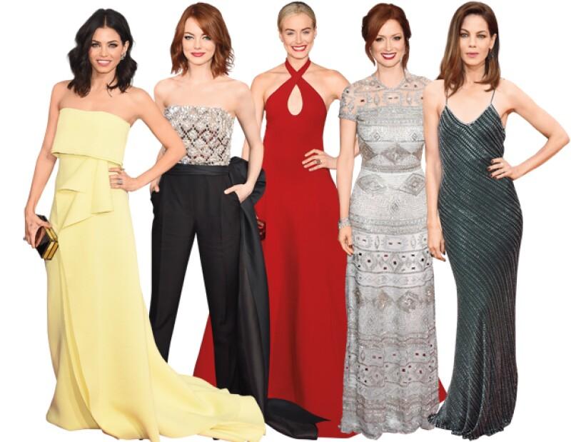 ¿Tu galán te invita a una boda y no sabes que ponerte? Lleva los mejores looks de red carpet a ese día especial.