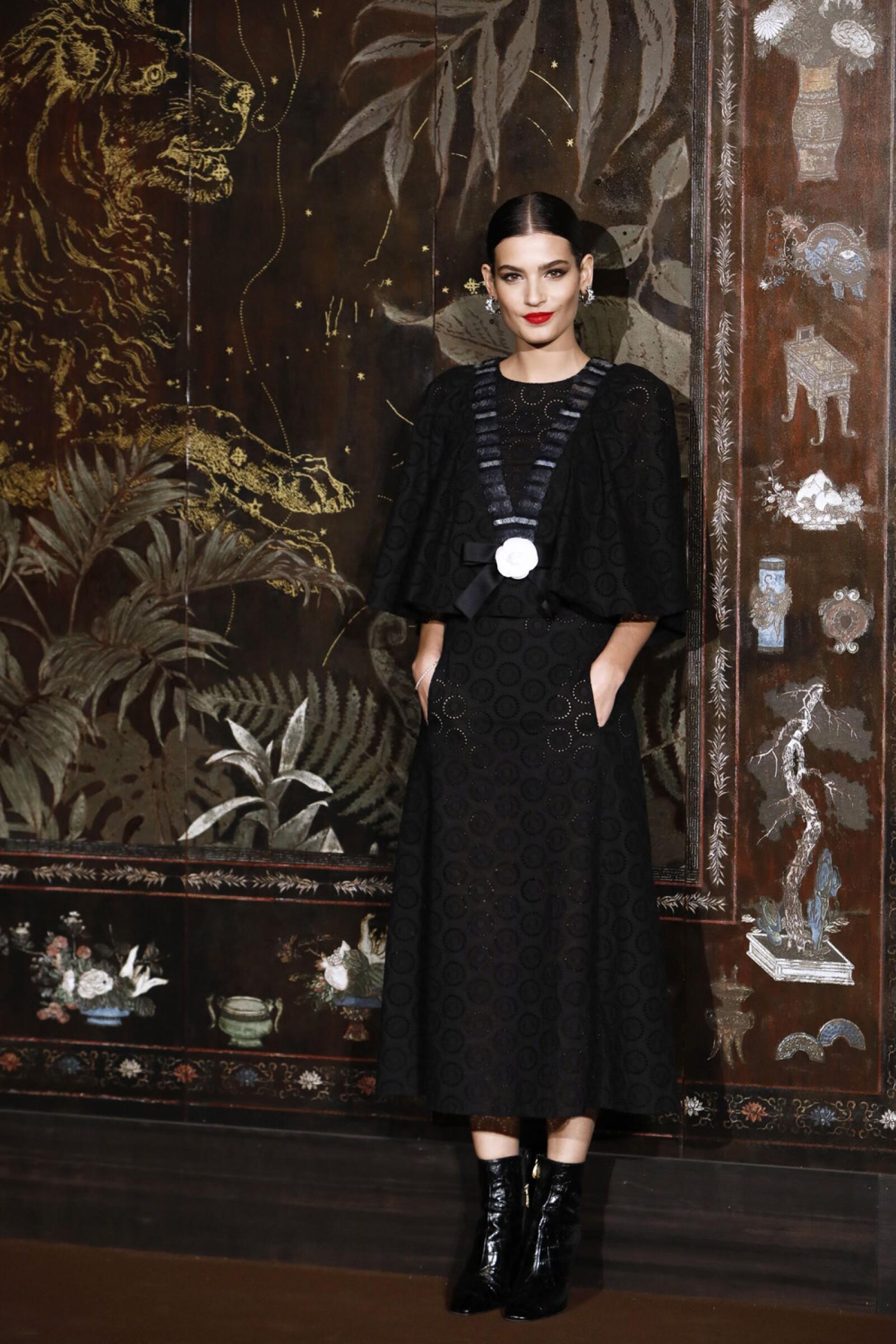 Presentación de la colección de Chanel Métiers d'art 2019/20 en París
