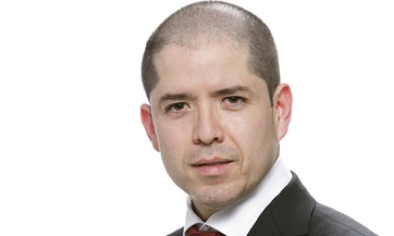 Roberto Cuevas, CFO para Latinoamérica de Accenture. (Foto: Duilio Rodríguez)