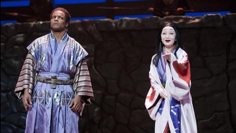 Opera japonesa