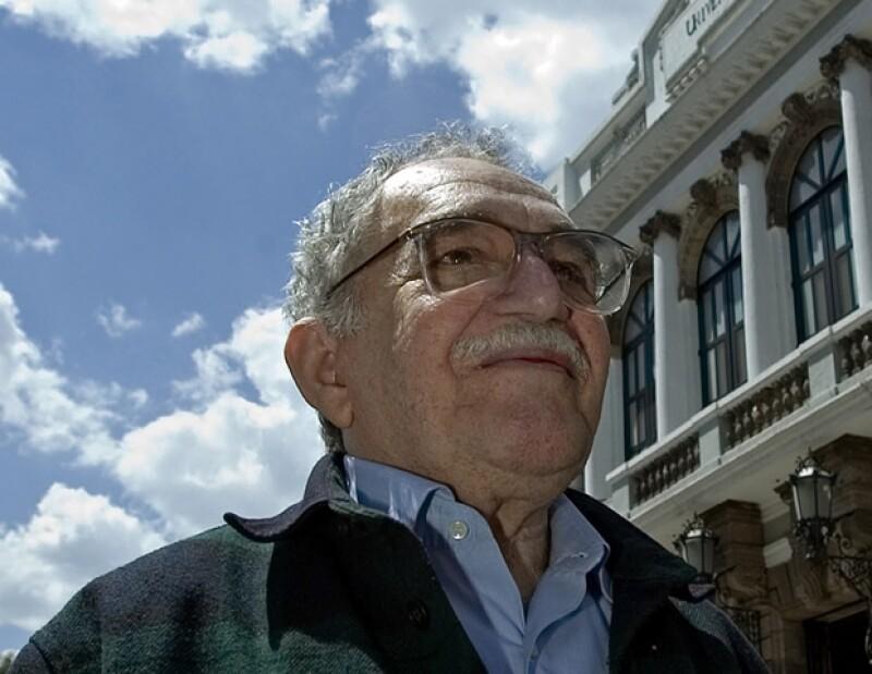 Gabriel García Márquez sólo padece los estragos de la edad, pues acaba de cumplir 85 años.