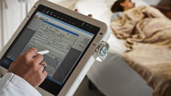 El expediente clínico electrónico permite tener acceso a la información del paciente desde cualquier plataforma. (Foto: Simon Barber)