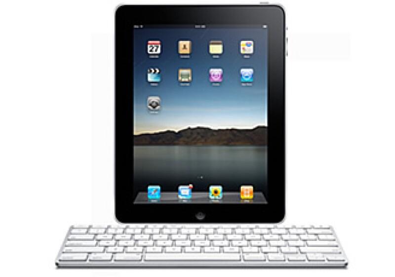 La consultora Susquehanna Financial aumentó su pronóstico de ventas de la iPad a 7 millones al cuarto trimestre. (Foto: Cortesía Apple)