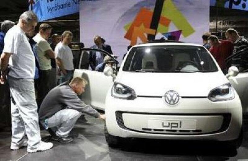 La ingeniería permitirá diseñar prototipos. En la foto, una revisión del nuevo UP en Bratislavia. (Foto: Reuters)