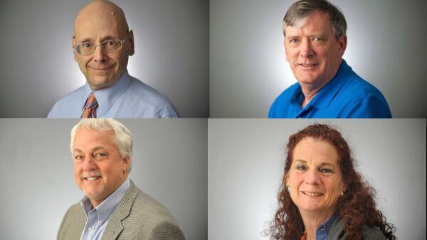 Ellos son las víctimas del tiroteo en un periódico en Maryland